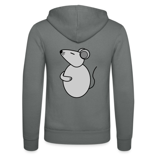 Rat - just Cool - c - Unisex Hooded Jacket by Bella + Canvas
