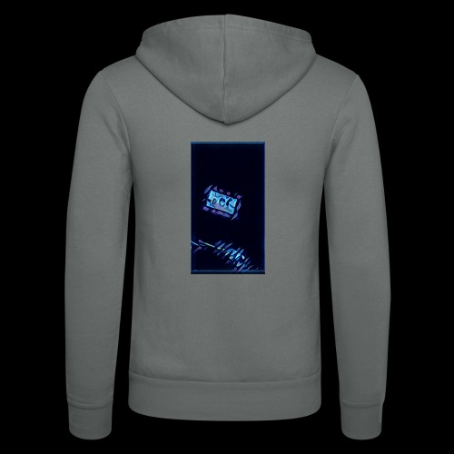It's Electric - Unisex Hooded Jacket by Bella + Canvas