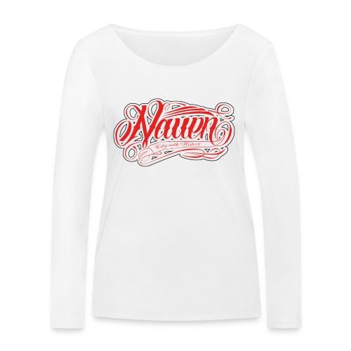 Nauen Rocker - Frauen Bio-Langarmshirt von Stanley & Stella
