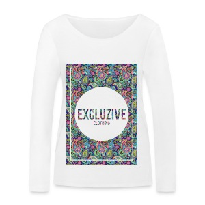 Colour_Design Excluzive - Women's Organic Longsleeve Shirt by Stanley & Stella