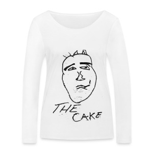 The Cake - Women's Organic Longsleeve Shirt by Stanley & Stella