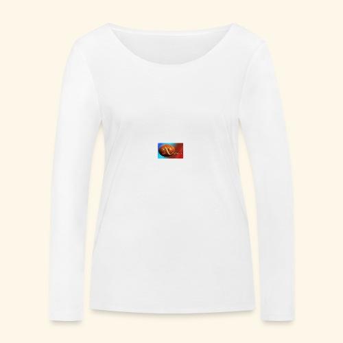 NathanielsLogo2 - Frauen Bio-Langarmshirt von Stanley & Stella