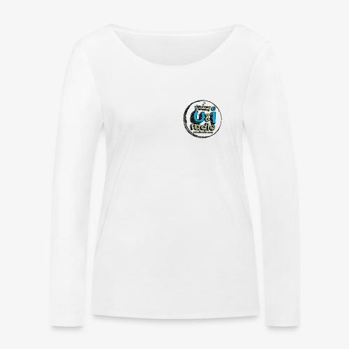 U & I Logo - Women's Organic Longsleeve Shirt by Stanley & Stella