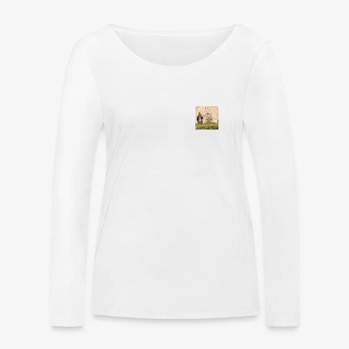 FLO - Moi, je dis - T-shirt manches longues bio Stanley & Stella Femme