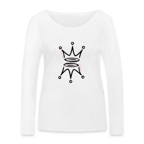 StevenAmar - Ekologisk långärmad T-shirt dam från Stanley & Stella