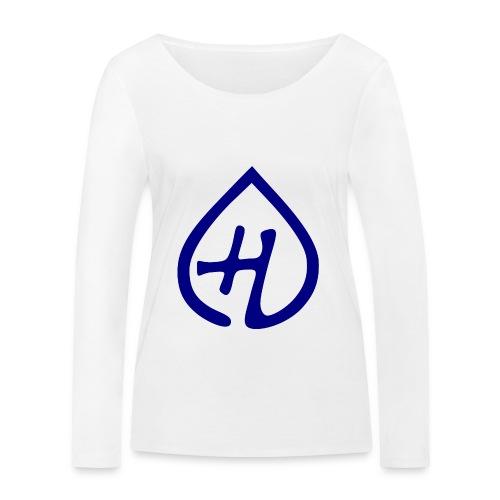 Hangprinter logo - Ekologisk långärmad T-shirt dam från Stanley & Stella