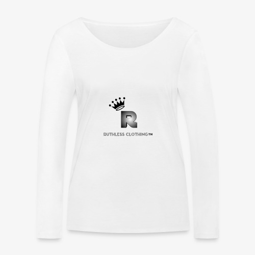 Ruthless Long sleeve shirts - Women's Organic Longsleeve Shirt by Stanley & Stella