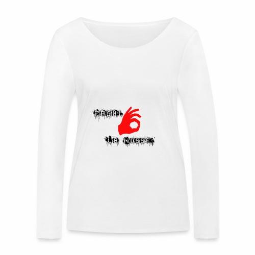 Paghi la mossa! - Maglietta a manica lunga ecologica da donna di Stanley & Stella