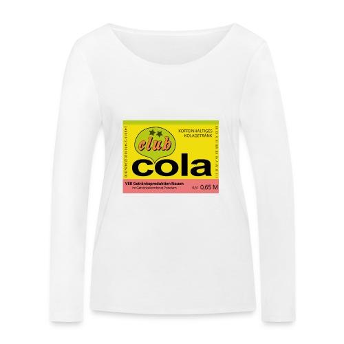 VEB Getränkeproduktion Nauen - Frauen Bio-Langarmshirt von Stanley & Stella