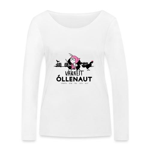 Õllenaut Vanaeit - Women's Organic Longsleeve Shirt by Stanley & Stella