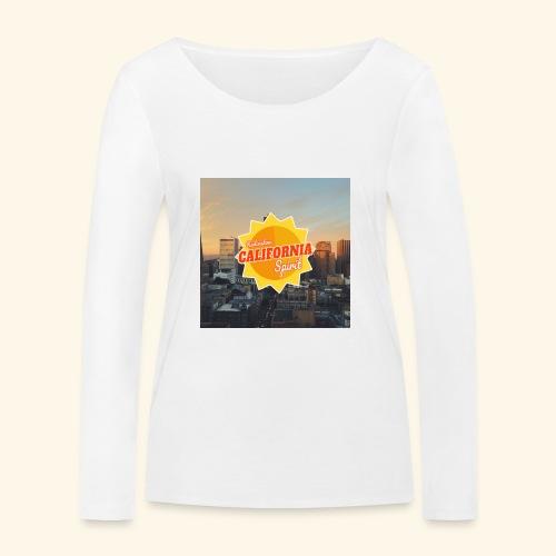 California Spirit City - T-shirt manches longues bio Stanley & Stella Femme