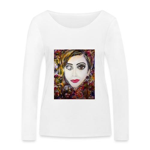 Nina - Women's Organic Longsleeve Shirt by Stanley & Stella