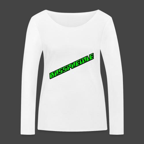 Bassphemie - Neongrün II - Frauen Bio-Langarmshirt von Stanley & Stella