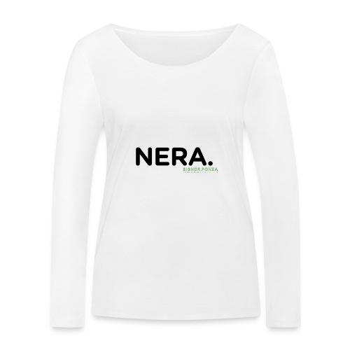 NERA. - Maglietta a manica lunga ecologica da donna di Stanley & Stella