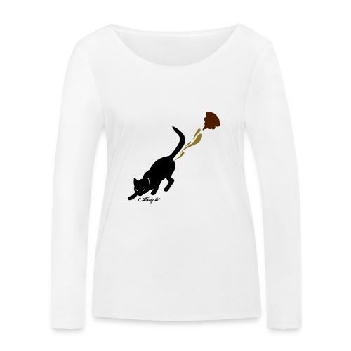 Catapult - Vrouwen bio shirt met lange mouwen van Stanley & Stella