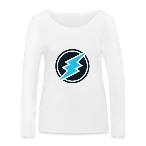 ETN logo - Women's Organic Longsleeve Shirt by Stanley & Stella