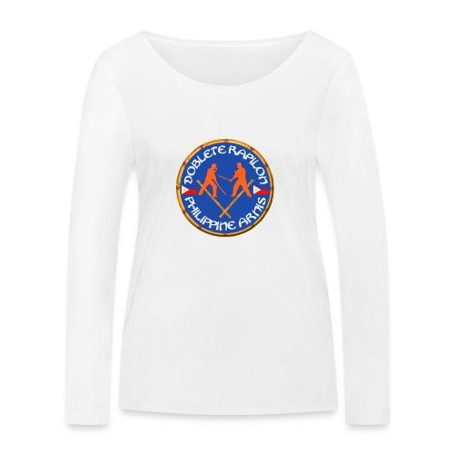 Arnis Kali Doblete Rapilon - T-shirt manches longues bio Stanley & Stella Femme
