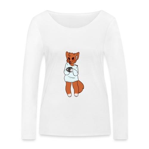 Remorgue's Avery - Women's Organic Longsleeve Shirt by Stanley & Stella