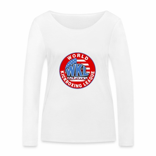 WKL CALIFORNIA - Camiseta de manga larga ecológica mujer de Stanley & Stella