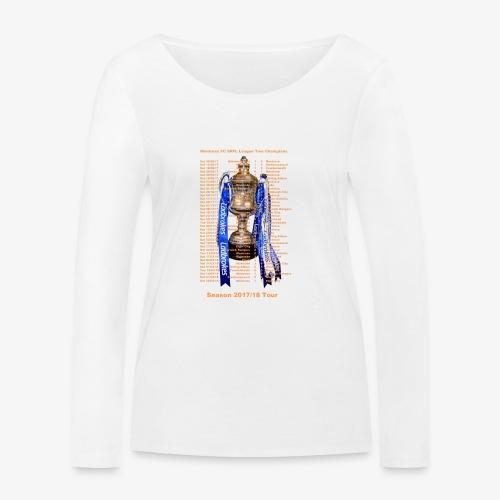 Montrose League Cup Tour - Women's Organic Longsleeve Shirt by Stanley & Stella