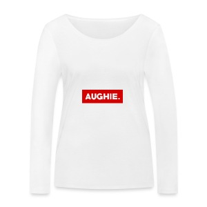 Aughie Design #2 - Women's Organic Longsleeve Shirt by Stanley & Stella