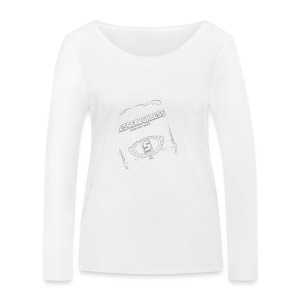 The Stealthless Game with Family Dark - Women's Organic Longsleeve Shirt by Stanley & Stella