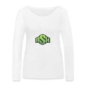 SxAshHowl,s Youtube merch - Women's Organic Longsleeve Shirt by Stanley & Stella