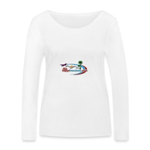 The Happy Wanderer Club Merchandise - Women's Organic Longsleeve Shirt by Stanley & Stella