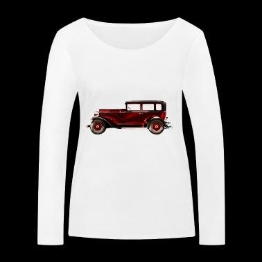 pojazd - Ekologiczna koszulka damska z długim rękawem Stanley & Stella