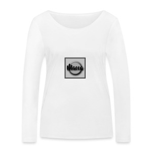 YouTube Channel Logo - Women's Organic Longsleeve Shirt by Stanley & Stella