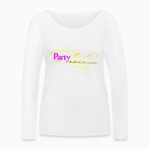 Die PartyAdeligen - Frauen Bio-Langarmshirt von Stanley & Stella