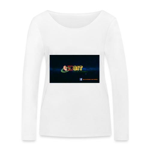 OhrBit Logo - Frauen Bio-Langarmshirt von Stanley & Stella