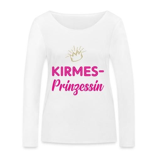 Kirmes-Prinzessin - Frauen Bio-Langarmshirt von Stanley & Stella
