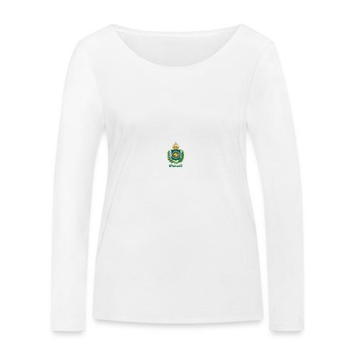 Império do Brasil - Økologisk langermet T-skjorte for kvinner fra Stanley & Stella