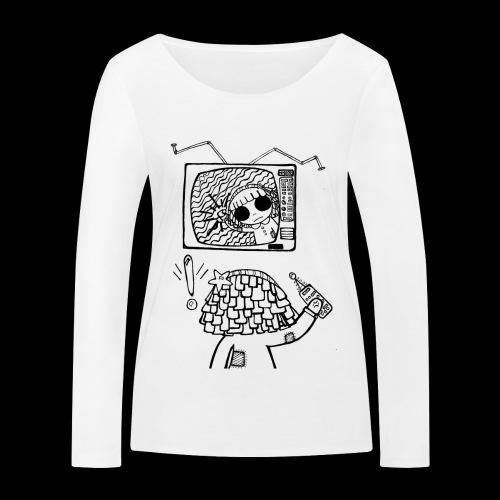 dehidre 1 - Camiseta de manga larga ecológica mujer de Stanley & Stella
