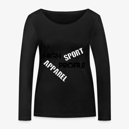 HIGH PROFILE SPORT - Women's Organic Longsleeve Shirt by Stanley & Stella
