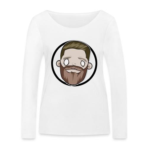Ayabolli Gaming, ingen text - Ekologisk långärmad T-shirt dam från Stanley & Stella