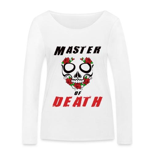 Master of death - black - Ekologiczna koszulka damska z długim rękawem Stanley & Stella