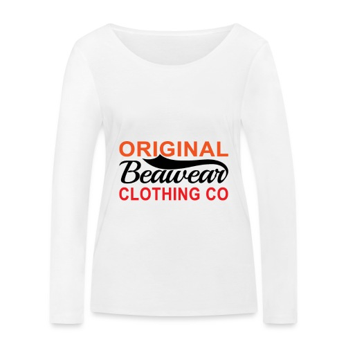 Original Beawear Clothing Co - Women's Organic Longsleeve Shirt by Stanley & Stella