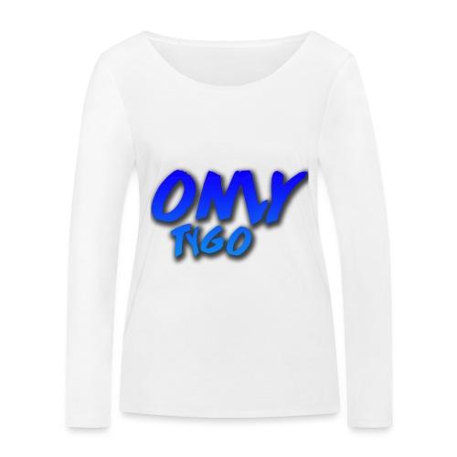OnlyTygo - Vrouwen bio shirt met lange mouwen van Stanley & Stella
