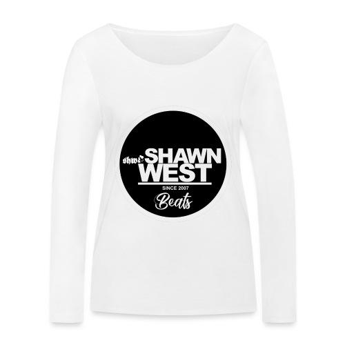 SHAWN WEST BUTTON - Frauen Bio-Langarmshirt von Stanley & Stella
