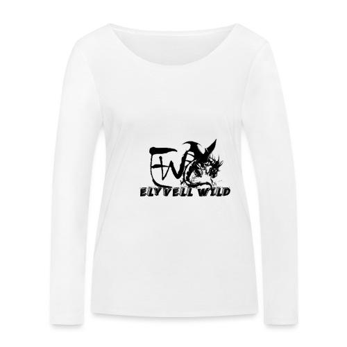 ELYVELL WILD - T-shirt manches longues bio Stanley & Stella Femme