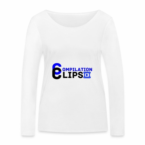 Official CompilationClips - Women's Organic Longsleeve Shirt by Stanley & Stella
