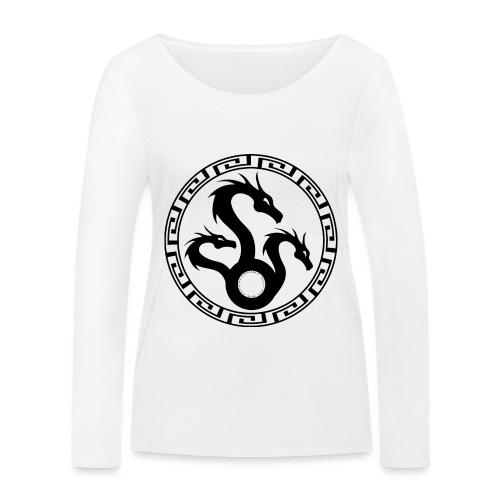 Hydra - Women's Organic Longsleeve Shirt by Stanley & Stella