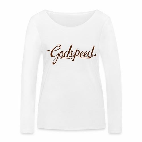 Godspeed 2 - Stanley & Stellan naisten pitkähihainen luomupaita