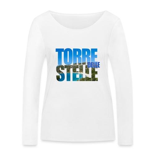 TorreTshirt - Maglietta a manica lunga ecologica da donna di Stanley & Stella