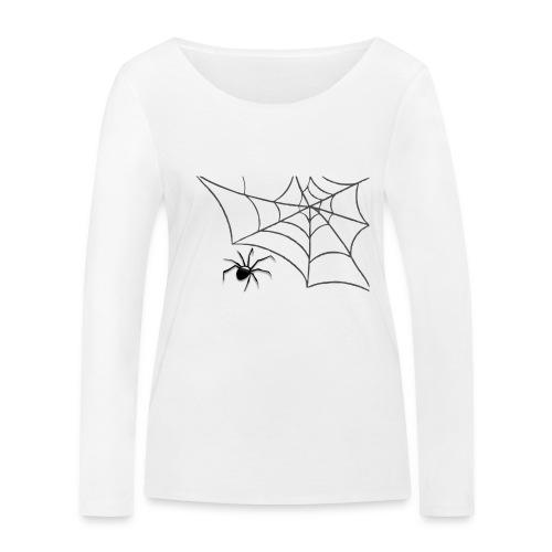 Spider - Ekologisk långärmad T-shirt dam från Stanley & Stella