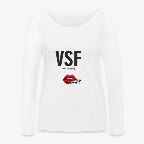 VSF - Women's Organic Longsleeve Shirt by Stanley & Stella