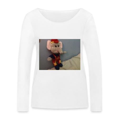 Elliot - Ekologisk långärmad T-shirt dam från Stanley & Stella