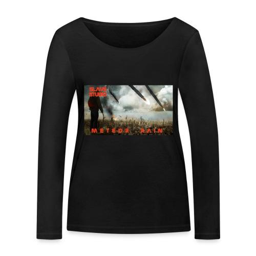 Meteor rain - Maglietta a manica lunga ecologica da donna di Stanley & Stella